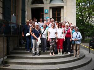 Vereinsreise Genf 2019